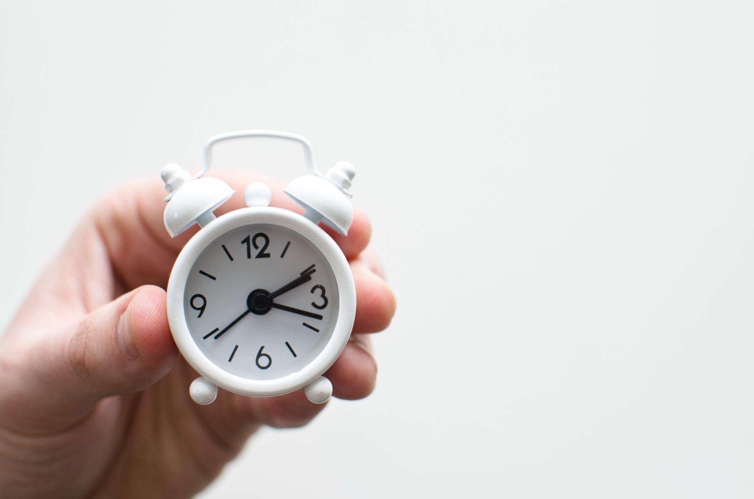 Aprenda a gerir o seu tempo   Certezza